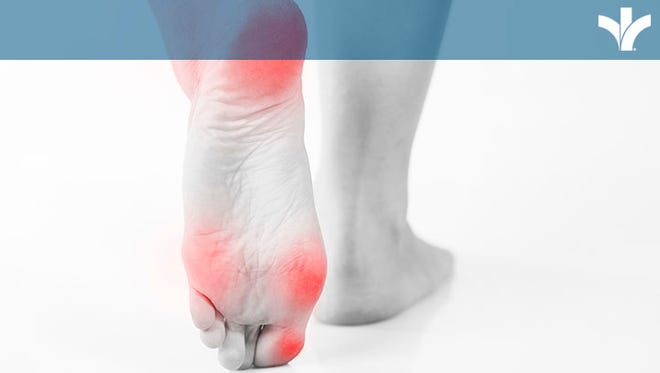 Peripheral Neuropathy causes the nerve endings farthest from your body, often starting at your feet, to not work like they are supposed to.