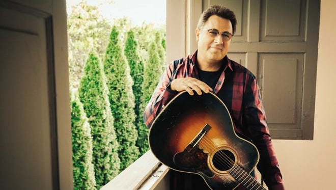 Vince Gill plays Thomas Wolfe Auditorium with Lyle Lovett on Feb. 21.