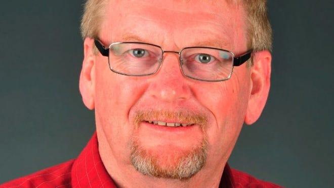Courier & Press Editor Tim Ethridge
