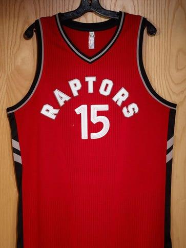 Raptors new jersey