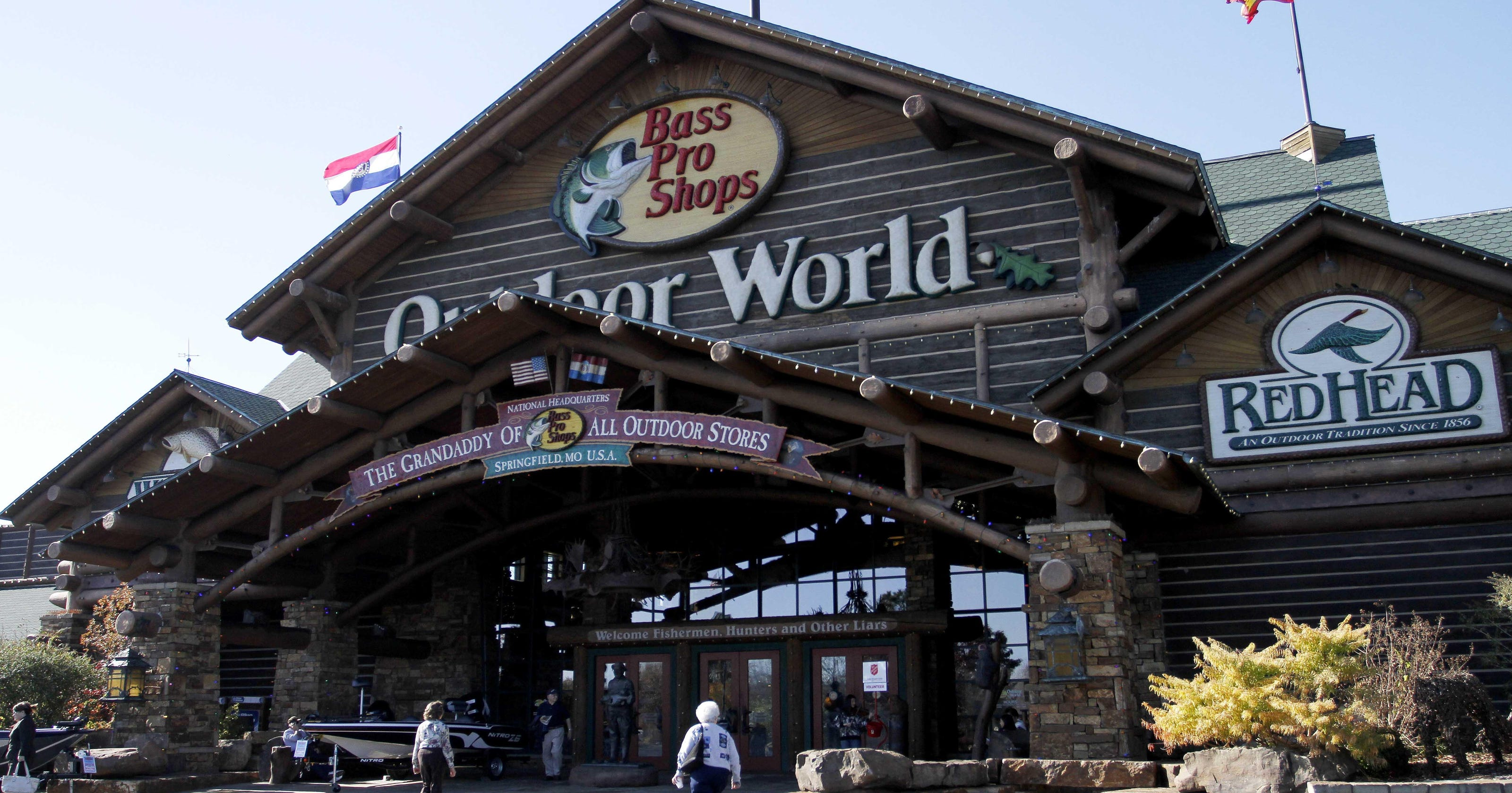 Bass Pro Shops coming to the Upstate