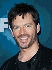 Musician/actor/judge Harry Connick, Jr. attends Fox