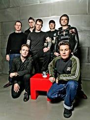 Musical group the Dropkick Murphys.  Credit: Tim Tronckoe.