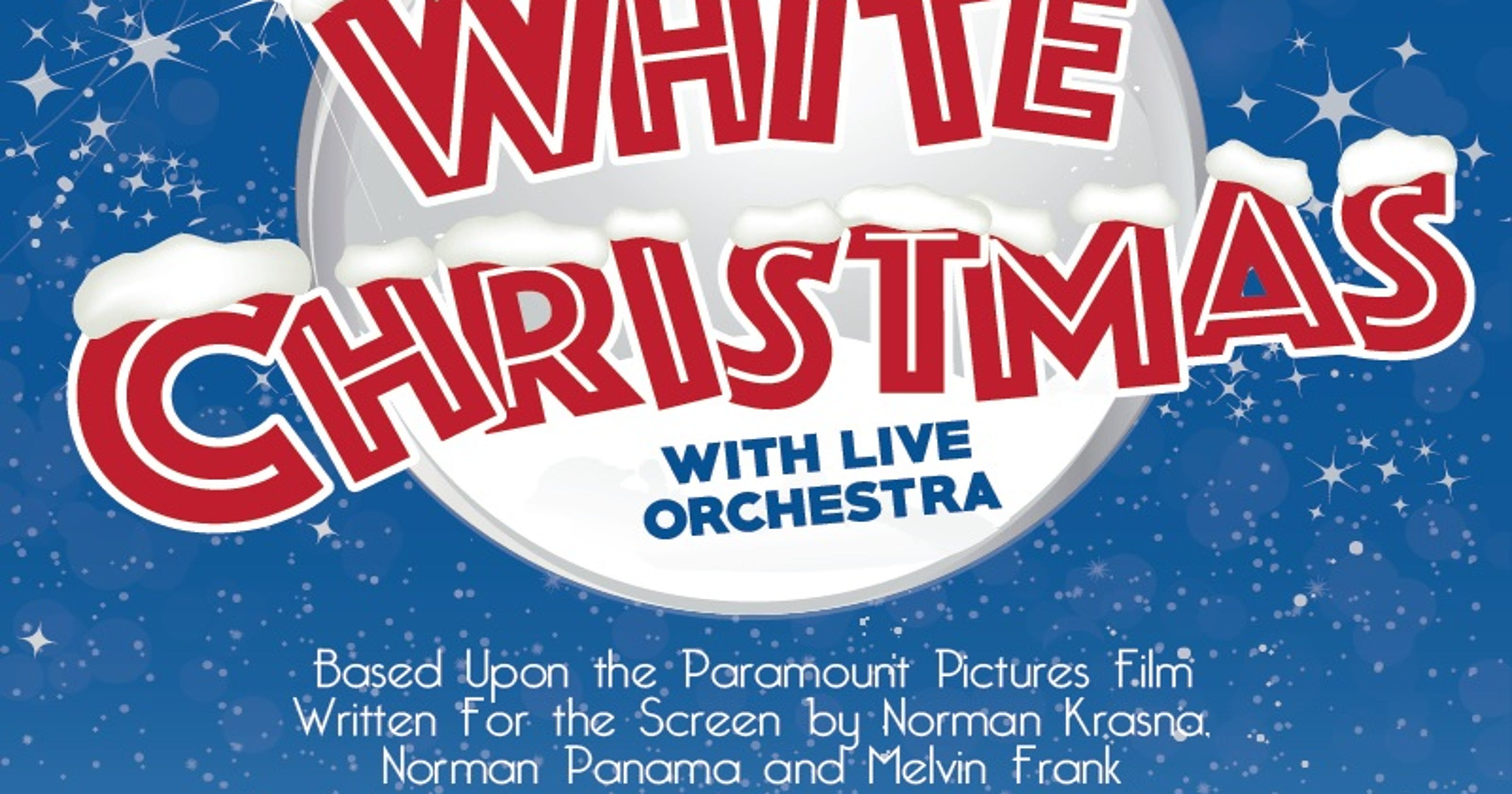 the white time to be in abilene - When Was White Christmas Written