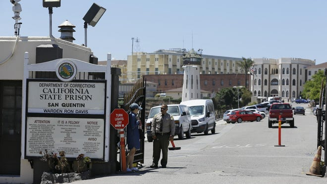 A third of the 3,500 inmates at San Quentin State Prison have tested positive for the coronavirus since officials transferred 121 inmates from the heavily impacted California Institution for Men in Chino on May 30 without properly testing them for infections.