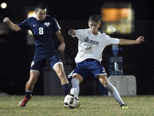 High School Soccer: Holy TRinity at West Shore