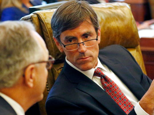 Sen. Briggs Hopson III, R-Vicksburg, has been named Senate Judiciary A chairman.