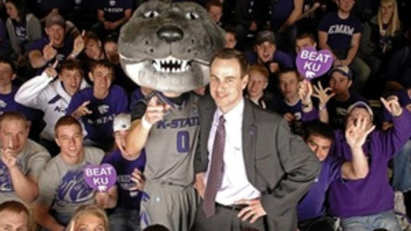 Kansas State athletic director John Currie challenged Mississippi State to a football game at Bill Snyder Family Football Stadium.