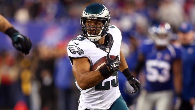 Eagles S Nate Allen has played in the NFL since 2010.