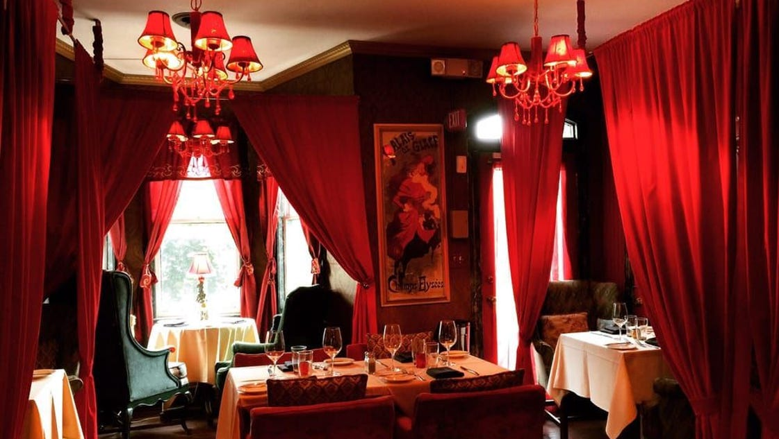 50 states 50 most romantic restaurants on yelp for Romantic places near dc