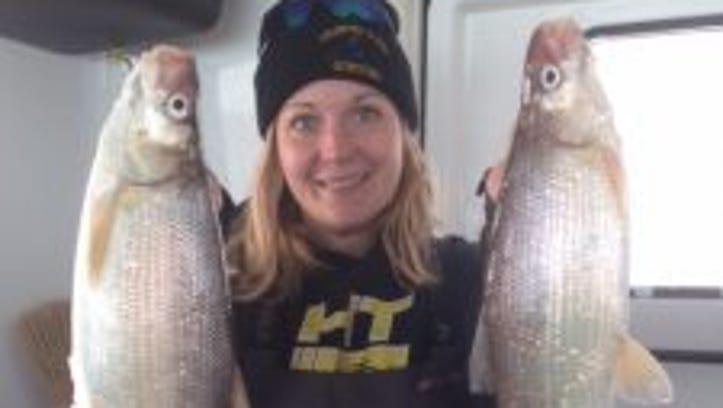 Chequamegon Bay, Hayward area fishing report for Feb. 13