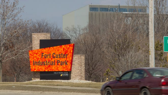 Fort Custer Industrial Park