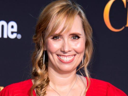 Screenwriter Allison Schroeder attends the world premiere