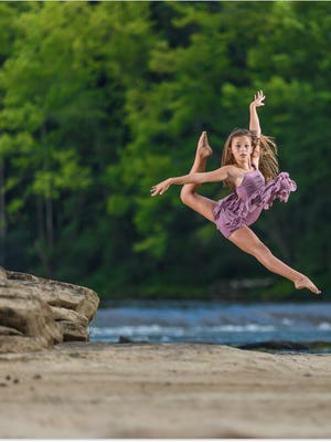 """Dance Across the USA"" image of Jennifer Ferguson"