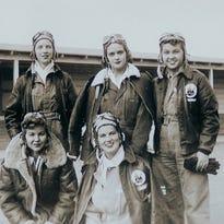 Meet all 38 of Michigan's original World War II fly girls