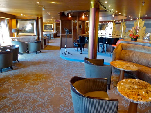 Westerdam Vista Dining Room