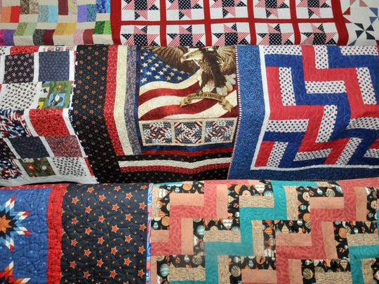 The Berry Basket Quilters at Medford Leas Community