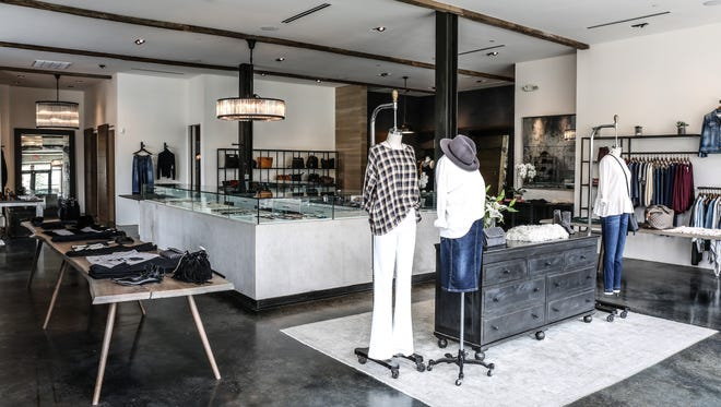 Emerson Grace in 12South sells women's apparel, shoes, handbags and accessories.