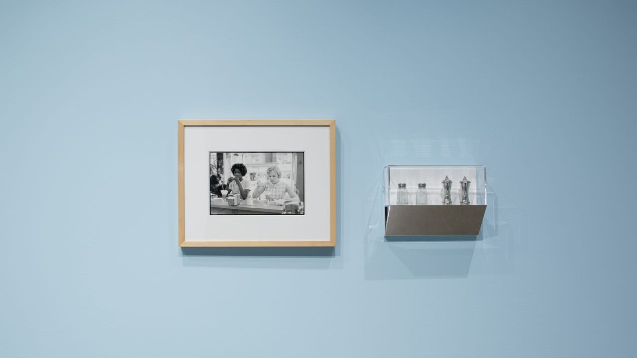 """Assistant curator Carla Acevedo-Yates discusses """"Another Country,"""" one of the Broad Art Museum's current exhibitions, which addresses the legacies of slavery and the Civil Rights movement."""