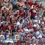 Florida State rolls past Troy at Dick Howser Stadium in the 2013 Division 1 Regional Baseball Championship in Tallahassee, FL., on Saturday evening.