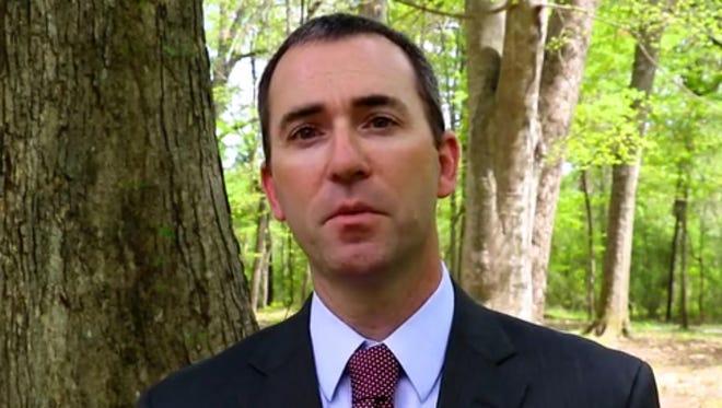 Russ Walsh has been named MDWFP Wildlife Bureau director.