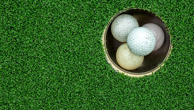 POP Stroke will havegolf simulators where you can play on more than 200 of the world's most famous golf courses.