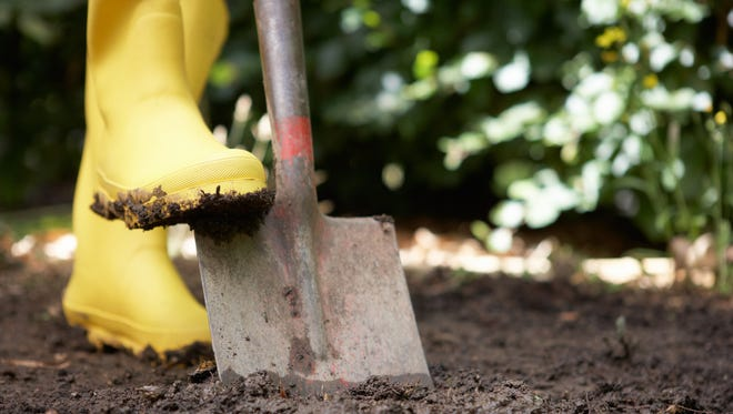 Don't dig into trouble. Use this free service to mark utility lines.