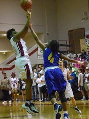 Pineville might be young by players such as sophomore
