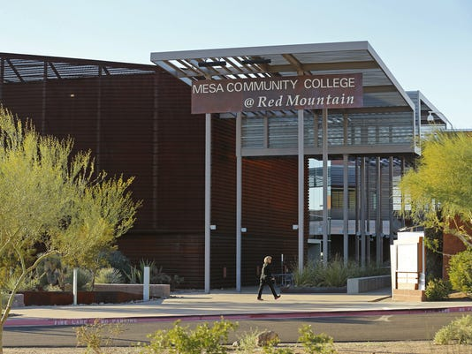 Mesa Community College Red Mountain Campus
