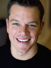 """Actor Matt Damon lends his voice to """"Backpack Full"""