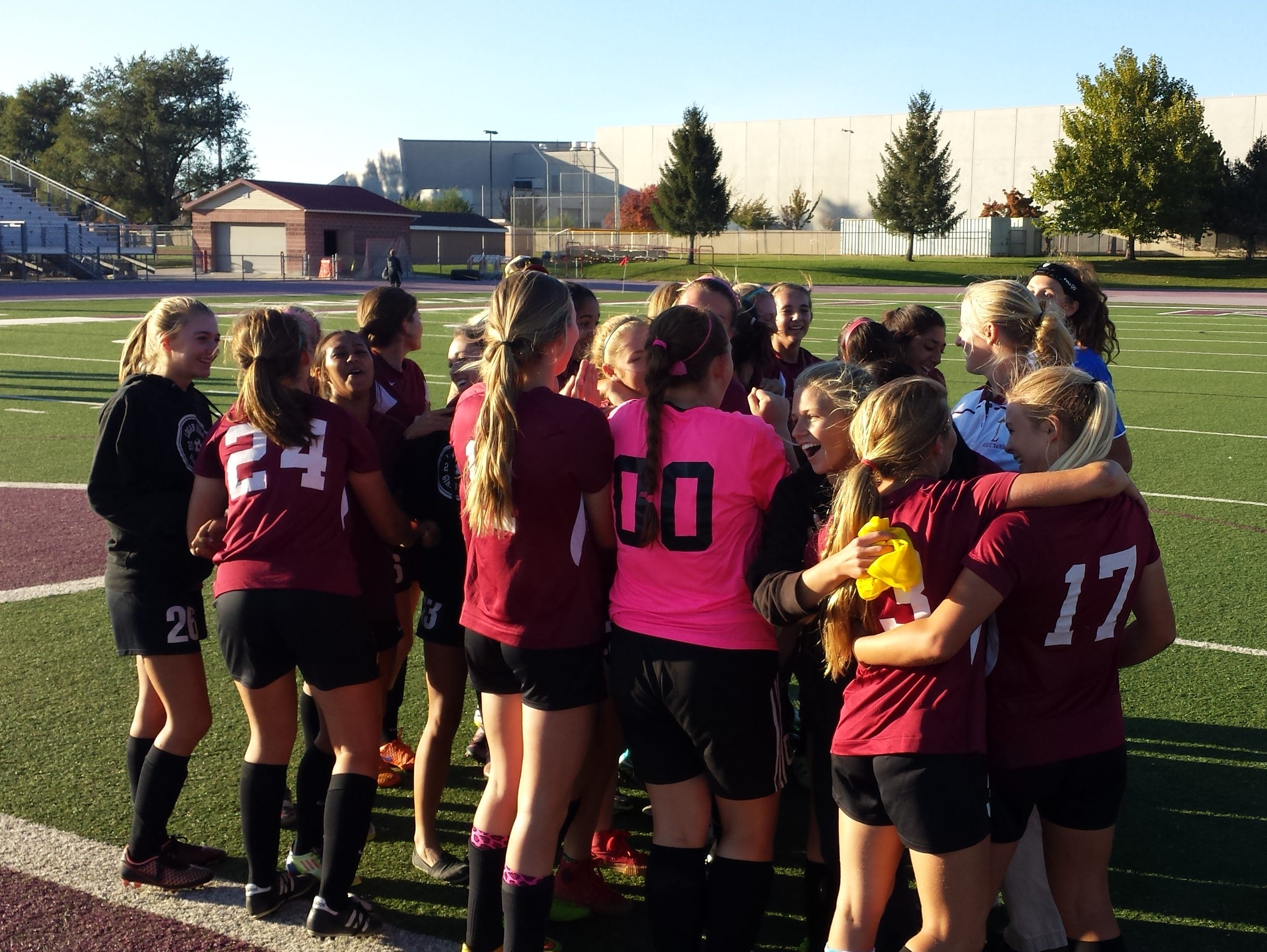 Logan defeated Desert Hills 4-1 at Jordan High School on Friday to advance to the 3A title game against Cedar at Rio Tinto Stadium on Saturday.
