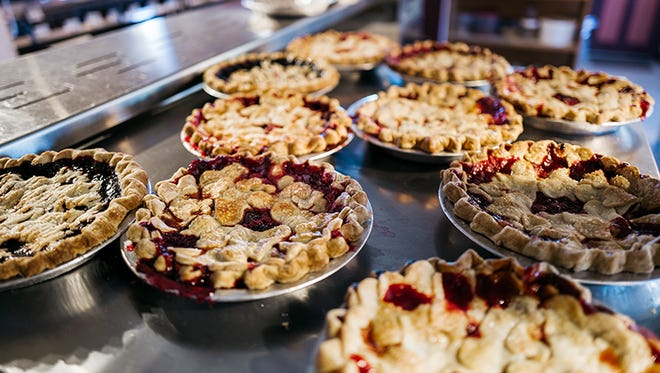 Pie Town's 37th annual Pie Festival will take place Sept. 9. The town is located on Hwy 60 two miles east of the Continental Divide.