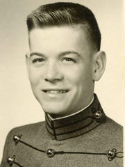 Lane Grigsby as West Point cadet