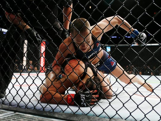 The UFC's 10 most memorable moments at Madison Square Garden, ranked