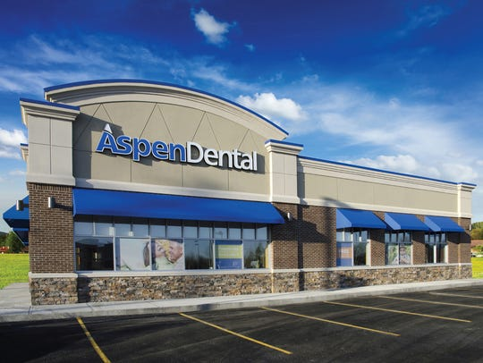Aspen Dental is building a freestanding office in the