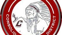 Cob re Consolidated School District logo