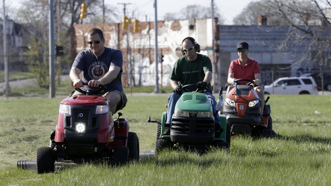 The EPA has ordered reductions for ground-level ozone pollution, created by everything from trucks and manufacturing facilities to all-terrain vehicles and lawn mowers.