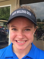 Chloe Brown, Centerville golf