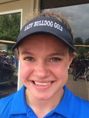Chloe Brown, Centerville golf