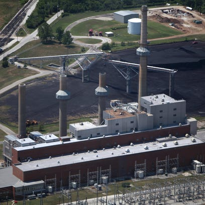James River Power Station will burn natural gas, not