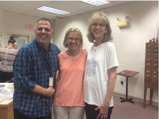 Three Faber School teachers to retire PHOTO CAPTION