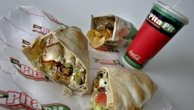 The owner of the Pita Pit on 86th Street is expanding to a Fishers location that is expected to open by the end of January.