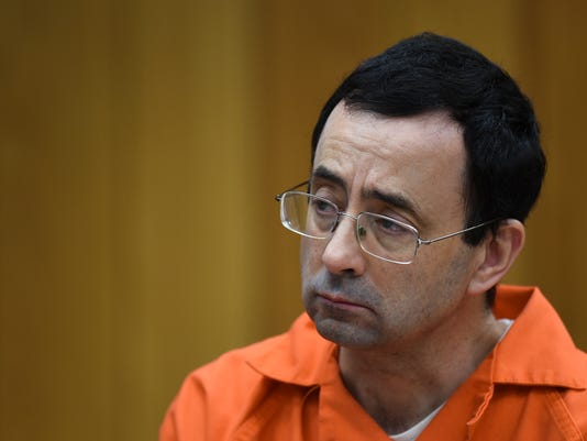 Day two: Eaton County Nassar sentencing - Victim impact statements