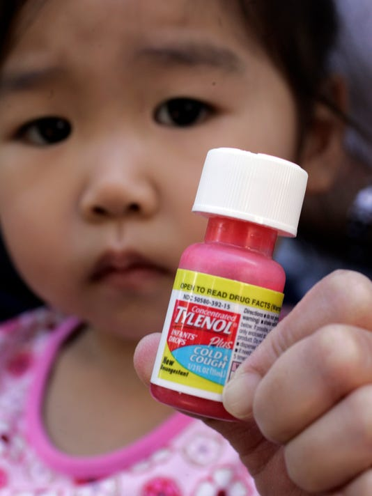 Concentrated Tylenol Infants' Drops Plus Cold & Cough