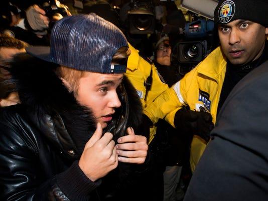 Bieber Canada