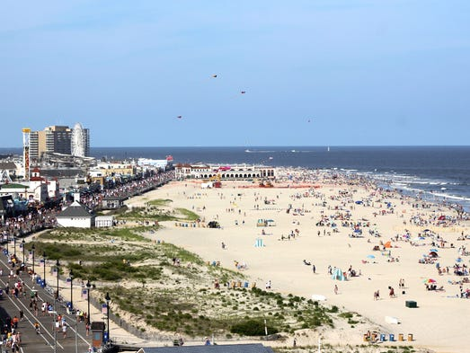 Port O Call Hotel Boardwalk Ocean City New Jersey