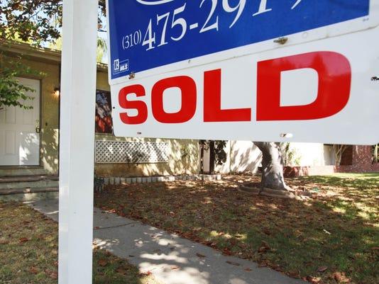 Home sales 1