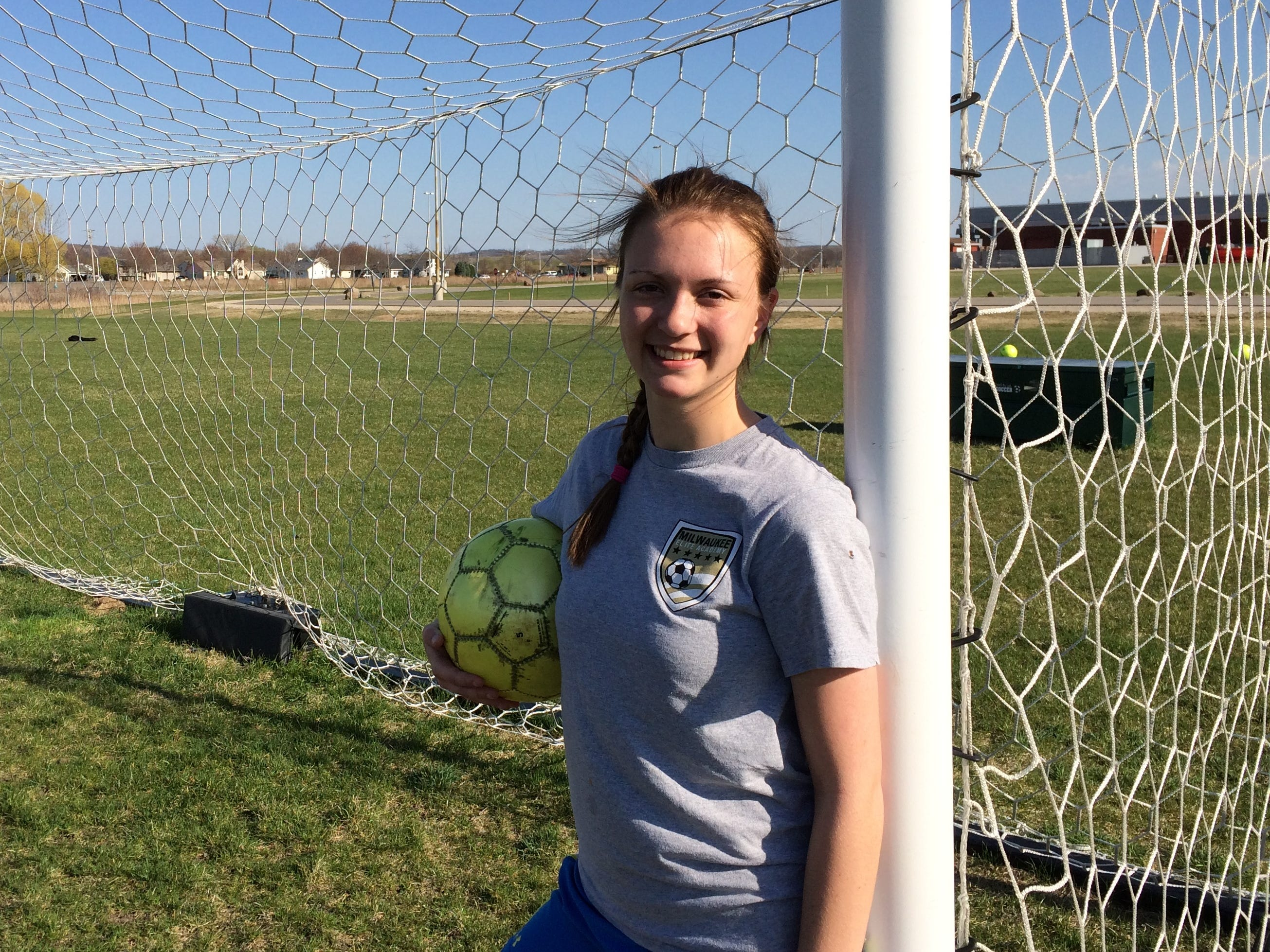 Fond du Lac's Maddison Te Stroete has been a primary scorer for the Cardinals so far this year.