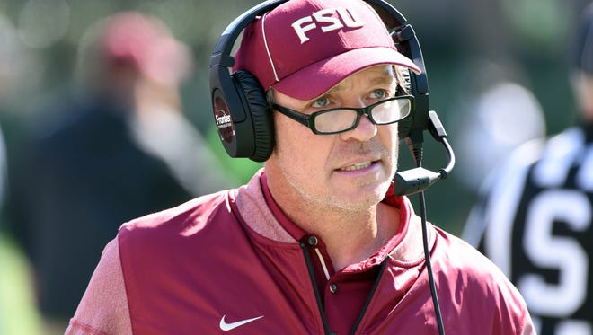 Texas A&M is expected to make a lucrative offer to current Florida State coach Jimbo Fisher.