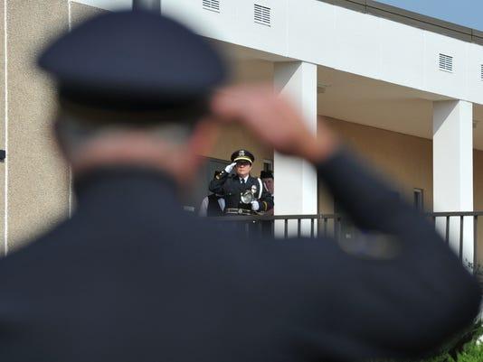 WFPD Police Memorial Service
